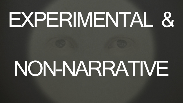 Experimental and Non-Narrative